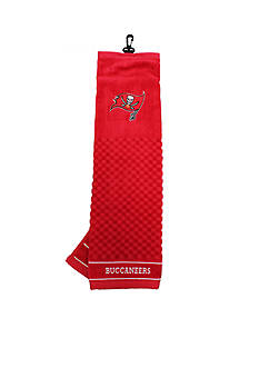 Team Golf Tampa Bay Buccaneers Embroidered Towel
