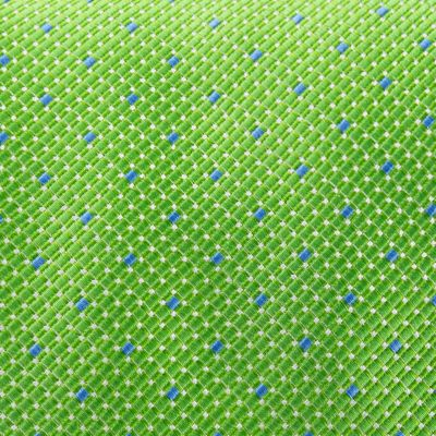 Men: Izod Accessories: Green IZOD Newel Neat Tie