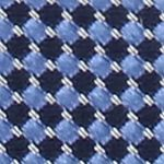 Men: Izod Accessories: Navy IZOD Hilton Solid Tie