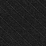 Men: Calvin Klein Accessories: Black Calvin Klein King Cord Solid Tie