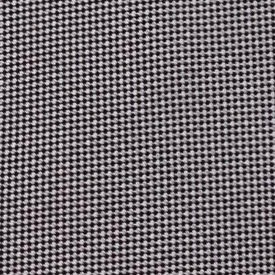 Black Tie: Silver Calvin Klein Spun Solid Tie