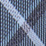 Modern Man: Dress Shirts: Aqua Calvin Klein Gaphite Schoolboy Plaid Tie