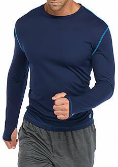SB Tech Long Sleeve Running Crew Neck Shirt
