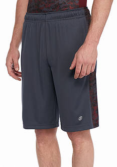 SB Tech® Printed Panel Basketball Shorts