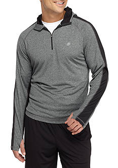 SB Tech Long Sleeve Cool Play 1/4 Zip Hoodie