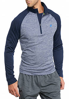 SB Tech Long Sleeve Raglan 1/4 Zip Shirt
