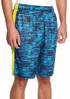 SB Tech® Men's Panel Micro Shorts