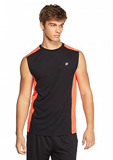 SB Tech® Sleeveless Shirt With Solid Side Panel