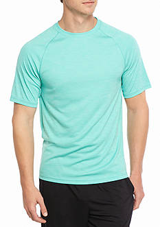 SB Tech Short Sleeve Spacedye Crew Neck Shirt