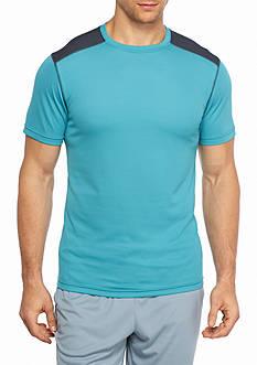 SB Tech Short Sleeve Run Crew Neck Shirt