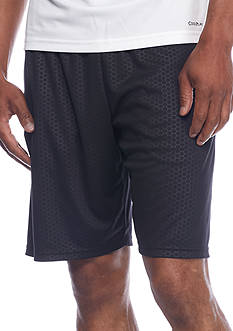 SB Tech 10in Embossed Micro Coolplay Short