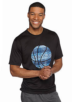 SB Tech® Circle Basketball Graphic Tee