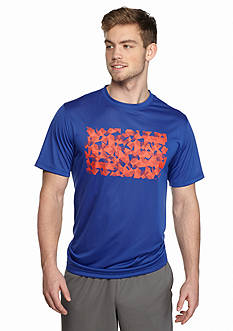 SB Tech CoolPlay Geo Chest Tee