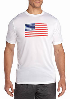 SB Tech Short Sleeve Flag Graphic Tee