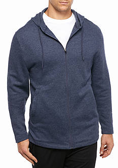 SB Tech Big & Tall CoolPlay Full Zip Fleece Hoodie