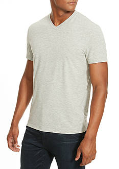 Kenneth Cole Stretch V-Neck Tee