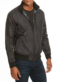 Kenneth Cole Reversible Bomber Jacket