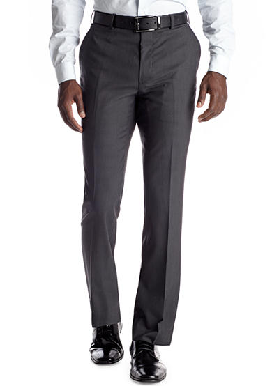Adolfo Slim Fit Charcoal Suit Separate Pants