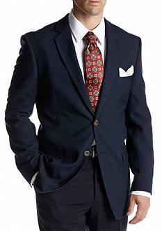 Adolfo Classic Fit Navy Blazer