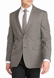 Adolfo Classic-Fit Tic Sport Coat