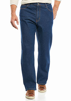 Saddlebred Big & Tall 5 Pocket Classic Stretch Jeans