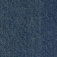 Mens Regular Fit Jeans: Dark Stone Saddlebred 5 Pocket Regular Fit Jeans