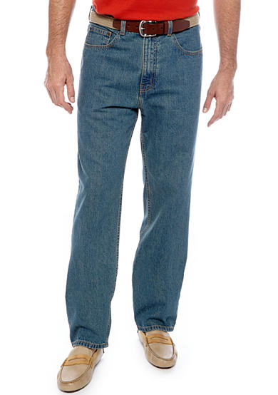 Saddlebred® 5 Pocket Regular Fit Jeans