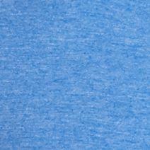 Men's Solid T-shirts Sale: Heather Turquoise Foam Red Camel Short Sleeve Longer Length T-Shirt