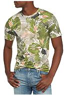 Red Camel® Short Sleeve Toucan Jungle Graphic