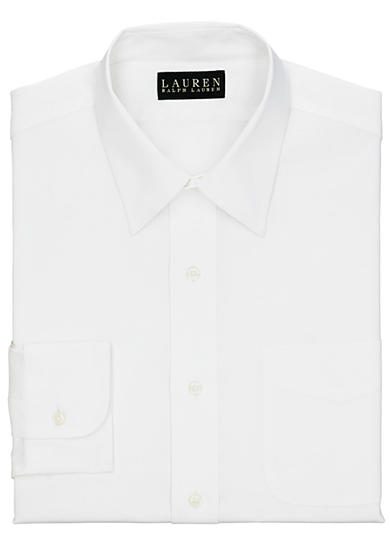 Lauren Ralph Lauren Dress Shirt Classic-Fit No-Iron Dress Shirt