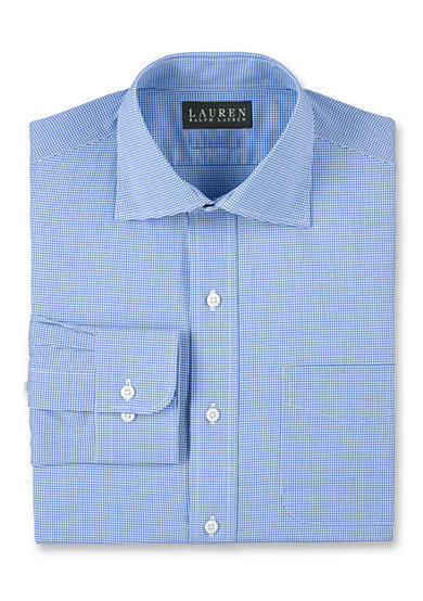 Lauren Ralph Lauren Dress Shirt Slim Fit Non-Iron