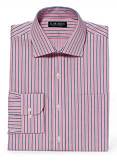 Lauren Ralph Lauren Dress Shirt Regular-Fit Non-Iron Dress Shirt