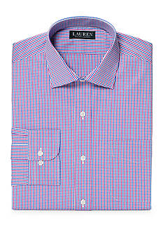 Lauren Ralph Lauren Dress Shirt Slim-Fit Non-Iron Dress Shirt