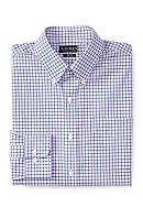 Lauren Ralph Lauren Dress Shirt Slim-Fit Checked