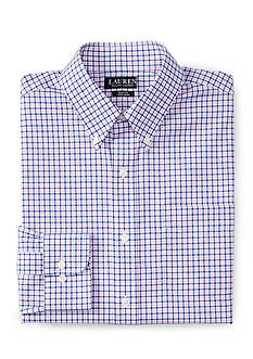 Lauren Ralph Lauren Dress Shirt Slim-Fit Checked Dress Shirt