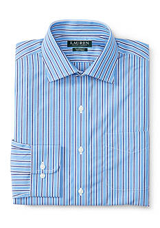 Lauren Ralph Lauren Dress Shirt Classic-Fit Multi-Striped Dress Shirt