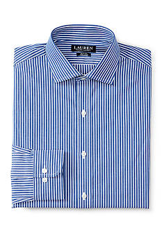 Lauren Ralph Lauren Dress Shirt Slim-Fit Striped Estate Dress Shirt