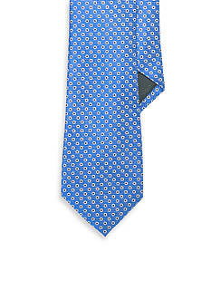 Lauren Ralph Lauren Neckwear Silk Twill Dot Tie