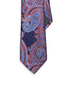 Lauren Ralph Lauren Neckwear Paisley Tailored Tie