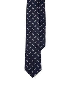 Lauren Ralph Lauren Knot Jacquard Tie