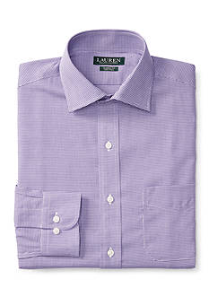 Lauren Ralph Lauren Classic-Fit Striped Warren Dress Shirt