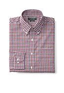 Lauren Ralph Lauren Classic Fit Plaid Dress Shirt