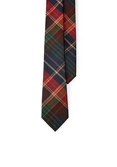 Lauren Ralph Lauren Shirting Plaid Tie