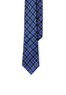 Lauren Ralph Lauren Mini Plaid Twill Tie