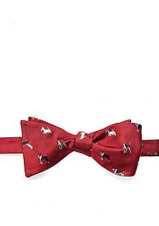 Lauren Ralph Lauren Canine Clue Bow Tie