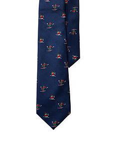 Lauren Ralph Lauren Ski-Print Silk Tie