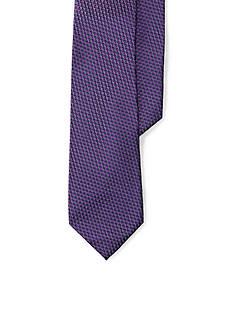 Lauren Ralph Lauren Zigzag Silk Jacquard Tie