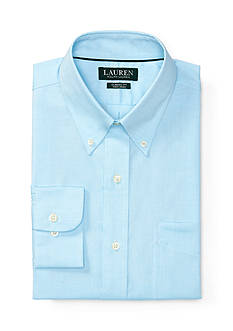 Lauren Ralph Lauren Classic-Fit Pinpoint Oxford Dress Shirt