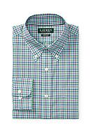 Lauren Ralph Lauren Classic-Fit Plaid Poplin
