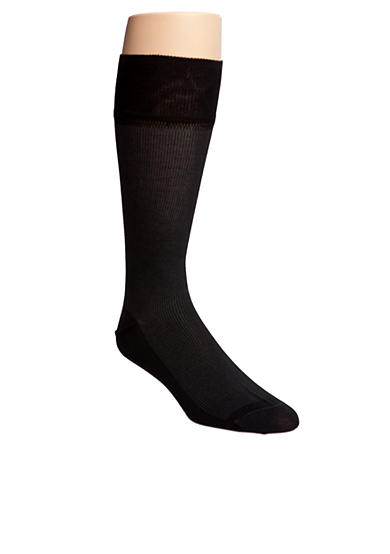 Saddlebred® Birds Eye Pattern Dress Socks - Single Pair
